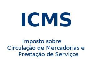 ICMS por Estado